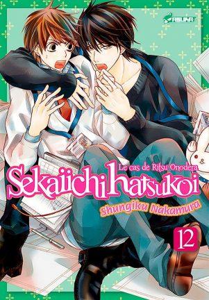 Sekaiichi Hatsukoi - T.12   9782820332776