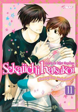 Sekaiichi Hatsukoi - T.11   9782820332349