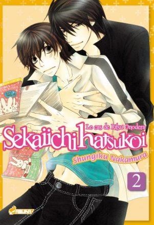 Sekaiichi Hatsukoi - T.02   9782820327024