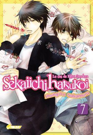 Sekaiichi Hatsukoi - T.07   9782820328144