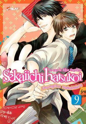 Sekaiichi Hatsukoi - T.09   9782820329103