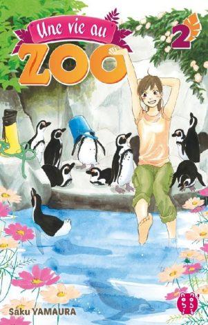 Une vie au Zoo - T.02 | 9782373491241