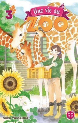 Une vie au Zoo - T.03 | 9782373491258