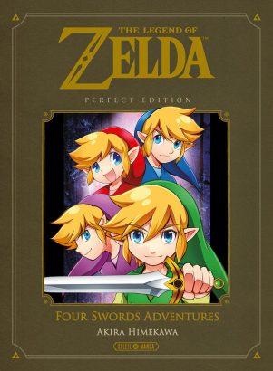 The Legend of Zelda Ed. Deluxe - Four Swords Adventures | 9782302067905