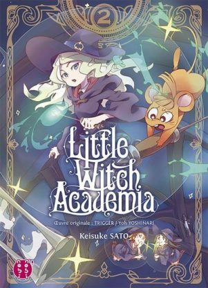 Little Witch Academia - T.02 | 9782373492774