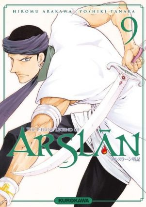 The Heroic Legend of Arslan - T.09 | 9782368526996