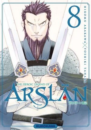 The Heroic Legend of Arslan - T.08 | 9782368526422
