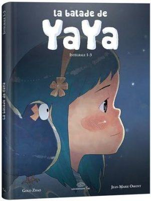 Balade de Yaya (La) - Édition Deluxe - T.01 | 9782359660852