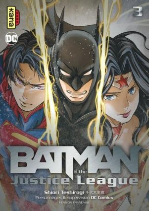 Batman & the Justice League - T.03 | 9782505072119