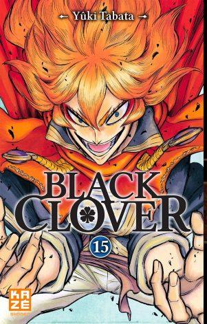 Black Clover - T.15 | 9782820332929