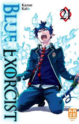 Blue Exorcist - T.21 | 9782820332943