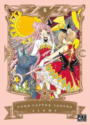 Card Captor Sakura - Edition deluxe - T.08 | 9782811637767