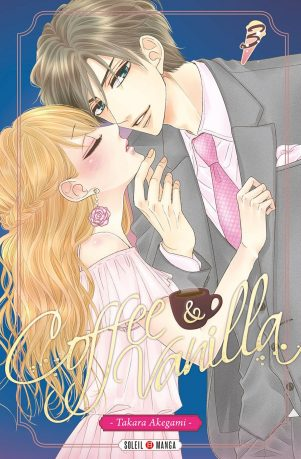 Coffee & Vanilla - T.01 | 9782302065826