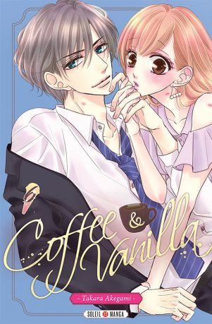 Coffee & Vanilla - T.01 | 9782302072923