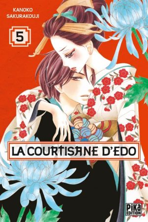 Courtisane d'Edo (La) - T.05 | 9782811643645