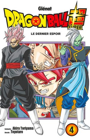 Dragon Ball Super - T.04 | 9782344030035