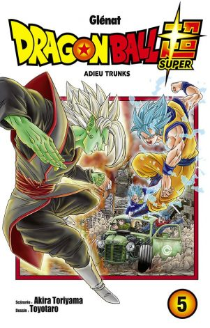 Dragon Ball Super - T.05 | 9782344031766