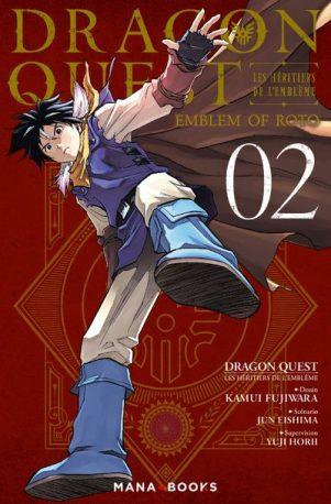 Dragon Quest - Emblem of Roto : Les héritiers de l'emblème - T.01 | 9791035500603