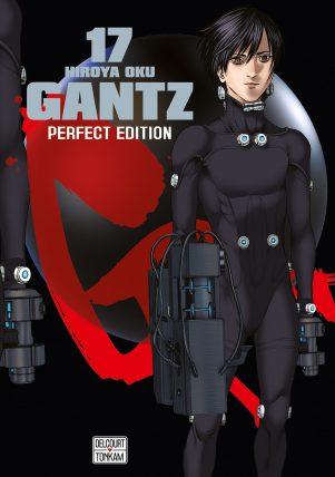Gantz - Perfect Edition - T.17   9782413003922
