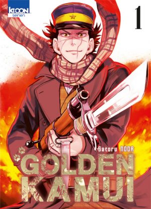 Golden Kamui - T.01 | 9791032700341