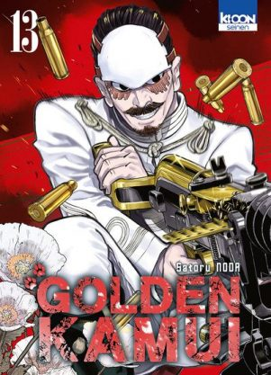 Golden Kamui - T.01 | 9791032703410