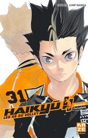 Haikyu - T.31 | 9782820332974