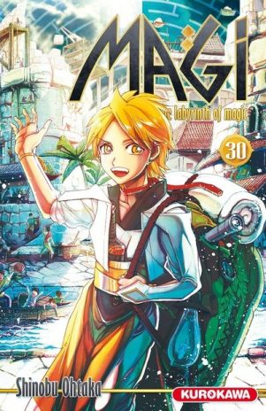 Magi: The Labyrinth of Magic - T.30 | 9782368526088