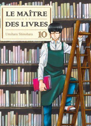 Maître des Livres (Le) - T.01 | 9782372870900