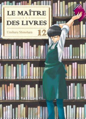 Maître des Livres (Le) - T.01 | 9782372872386