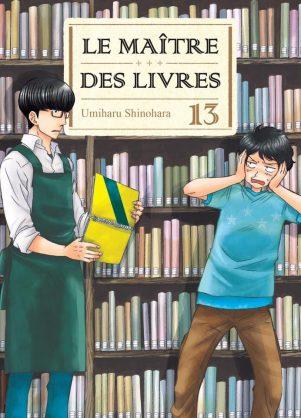 Maître des Livres (Le) - T.01 | 9782372872393