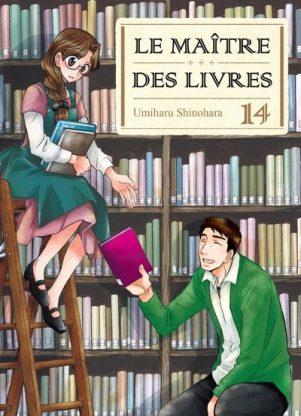 Maître des Livres (Le) - T.01 | 9782372872737