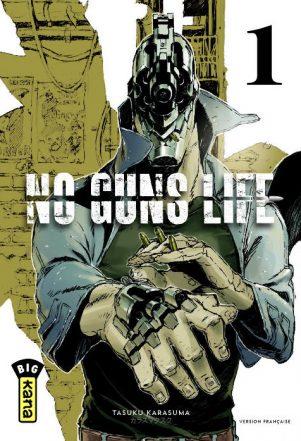 No Guns Life - T.01   9782505066989