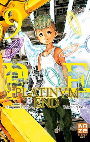 Platinum End - T.09 | 9782820332400