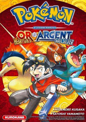Pokémon Heart Gold & Soul Silver | 9782368526576