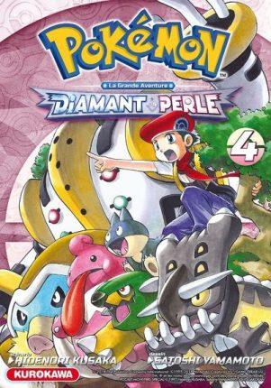 Pokemon - Diamant & Perle - T.04 | 9782368526552