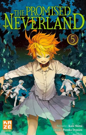 Promised Neverland (The) - T.05 | 9782820332950