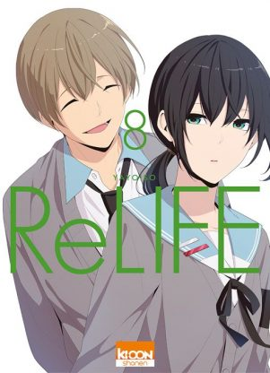 ReLife - T.08 | 9791032703069