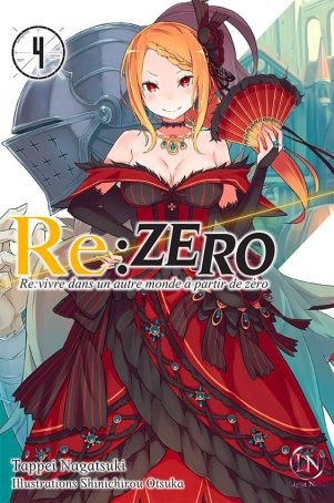 Re: Zero - Light Novel - T.04 | 9782373020519