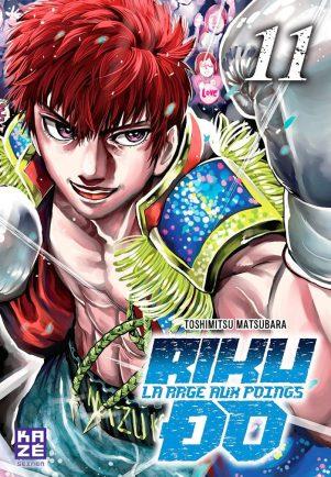 Riku-Do - La Rage aux Poings - T.01 | 9782820332851