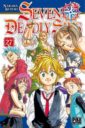 Seven Deadly Sins - T.27 | 9782811641993