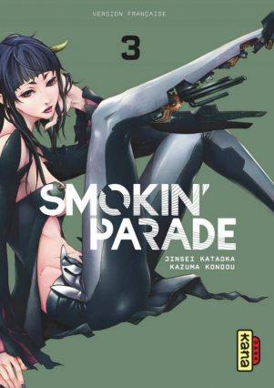 Smokin' Parade - T.03   9782505070573