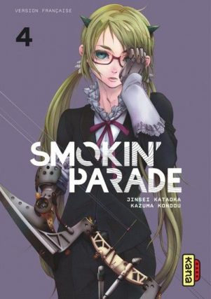 Smokin' Parade - T.03 | 9782505071648