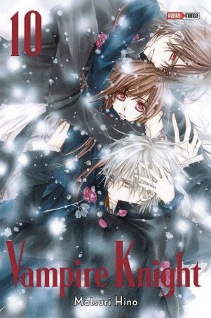 Vampire Knight - Édition double - T.06 | 9782809473254