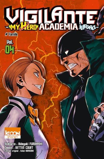 Vigilante - My Hero Academia Illegals - T.03   9791032703229