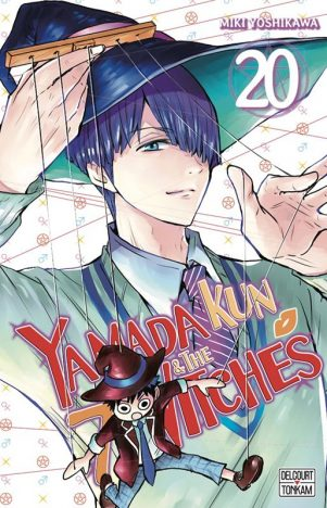 Yamada-Kun and the 7 Witches - .01 | 9782756095394
