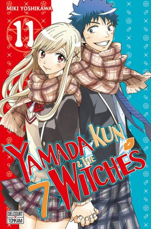 Yamada-Kun and the 7 Witches - .01 | 9782756086743