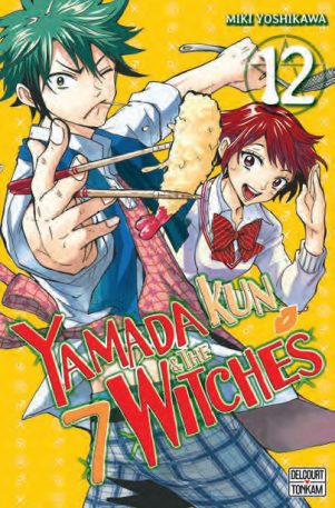 Yamada-Kun and the 7 Witches - .01 | 9782756086750