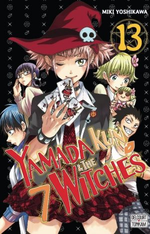 Yamada-Kun and the 7 Witches - .01 | 9782756095325