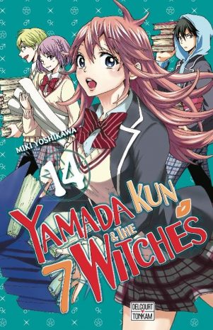 Yamada-Kun and the 7 Witches - .01 | 9782756095332