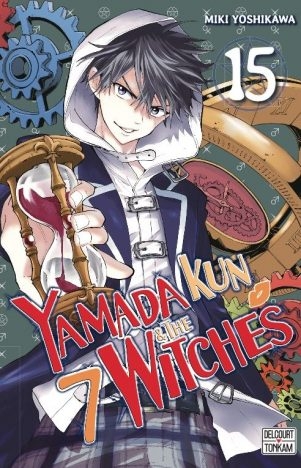 Yamada-Kun and the 7 Witches - .01 | 9782756095349